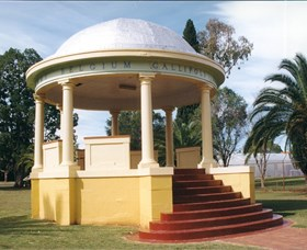 Kingaroy Soldiers Memorial Rotunda - Perisher Accommodation