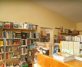Corryong Browsers Bookshop - Perisher Accommodation