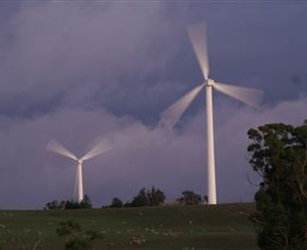 Crookwell Wind Farm - Perisher Accommodation