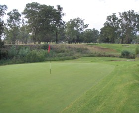 Muswellbrook Golf Club - Perisher Accommodation