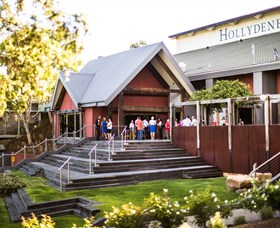 Hollydene Estate Wines and Vines Restaurant - Perisher Accommodation