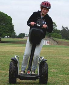 Segway Tours Australia - Perisher Accommodation
