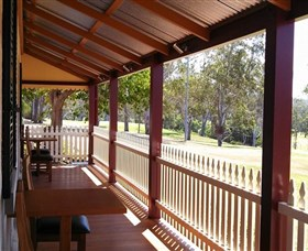 Riverside Oaks Golf Course - Perisher Accommodation