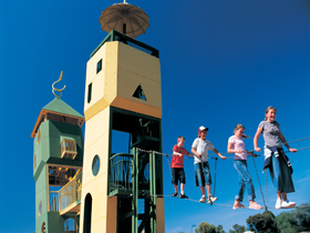 Monash Adventure Park - Perisher Accommodation