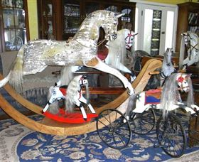 Rocking Horse Restorations - Perisher Accommodation