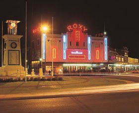 Roxy Theatre Leeton - Perisher Accommodation