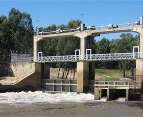 Yanco Weir - Perisher Accommodation