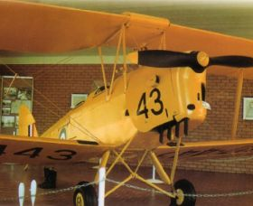 Tiger Moth Memorial - Perisher Accommodation