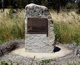 Aerial Trunk Route Memorial - Perisher Accommodation