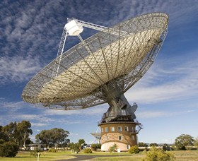 CSIRO Parkes Radio Telescope - Perisher Accommodation