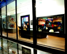 National Art Glass Collection - Perisher Accommodation