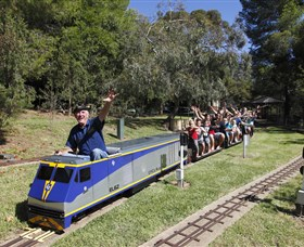 Willans Hill Miniature Railway - Perisher Accommodation