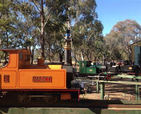 Mudgee Miniature Railway - Perisher Accommodation