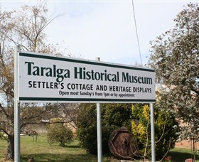 Taralga Historical Society Museum - Perisher Accommodation