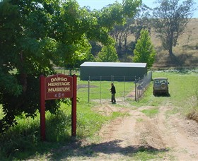 Dargo Heritage Museum - Perisher Accommodation