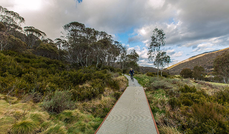 Thredbo Valley track - Perisher Accommodation