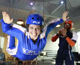 iFly Indoor Skydiving - Perisher Accommodation