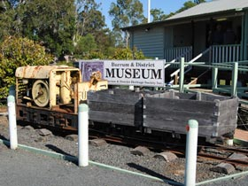 Burrum and District Mining Museum - Perisher Accommodation