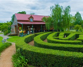 Amazement Farm and Fun Park / Cafe and Farmstay Accommodation - Perisher Accommodation