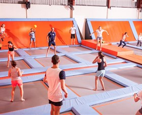 Hangtime Trampoline Park - Perisher Accommodation