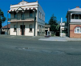 Wingham Self-Guided Heritage Walk - Perisher Accommodation