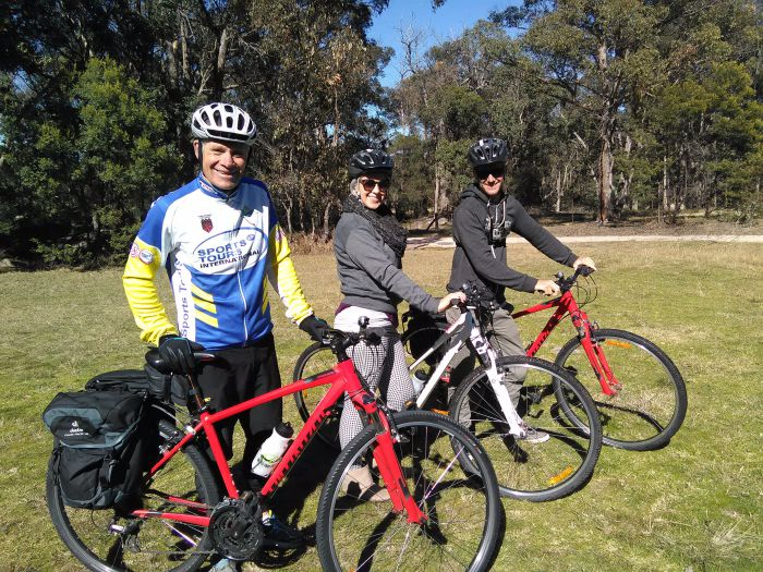 Granite Belt Bicycle Tours and Hire - Perisher Accommodation