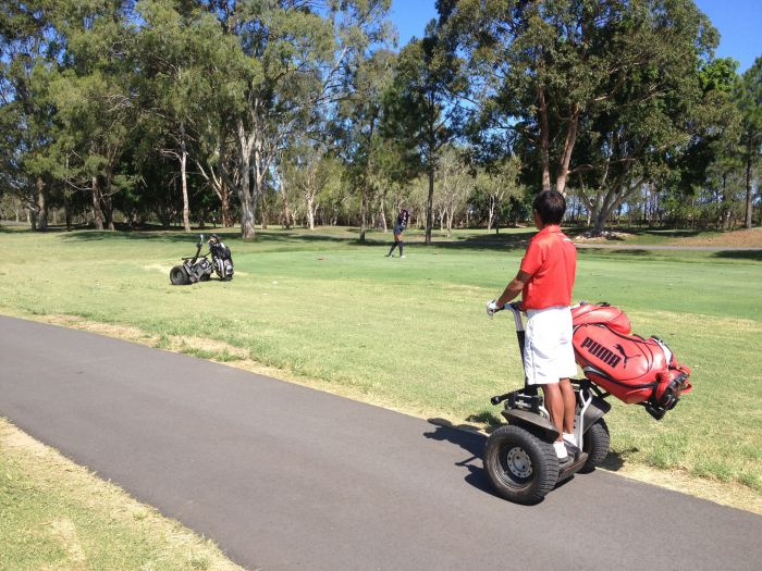 Time Out Adventures - Segway Laser Clay Water Balls and More - Perisher Accommodation
