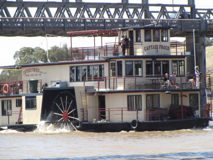 Captain Proud Paddleboat Cruises - Perisher Accommodation