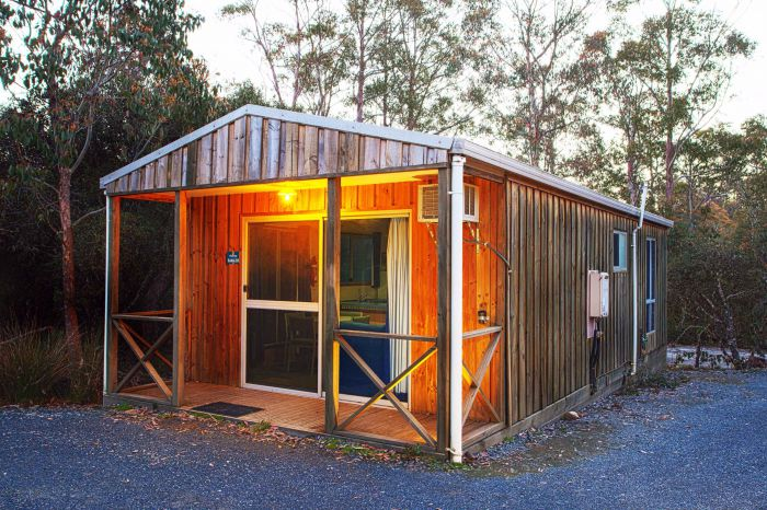Discovery Parks - Cradle Mountain - Perisher Accommodation