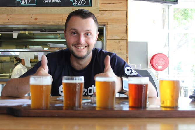 Capital 3in3 - 3 Craft Beer Hotspots in 3 Hours - Perisher Accommodation