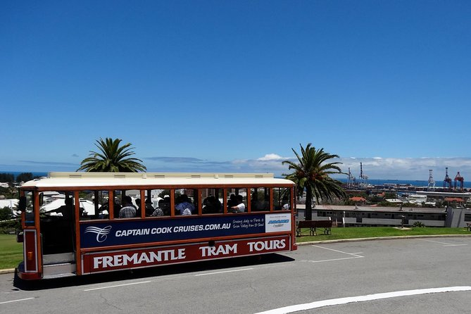 Perth Shore Excursion Fremantle Hop-On Hop-Off Tram Tour - Perisher Accommodation