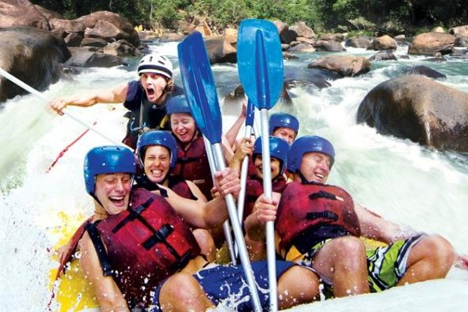 Tully River Full-Day White Water Rafting from Cairns including Lunch - Perisher Accommodation