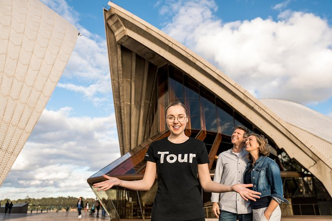 Sydney Opera House Official Guided Walking Tour - Perisher Accommodation