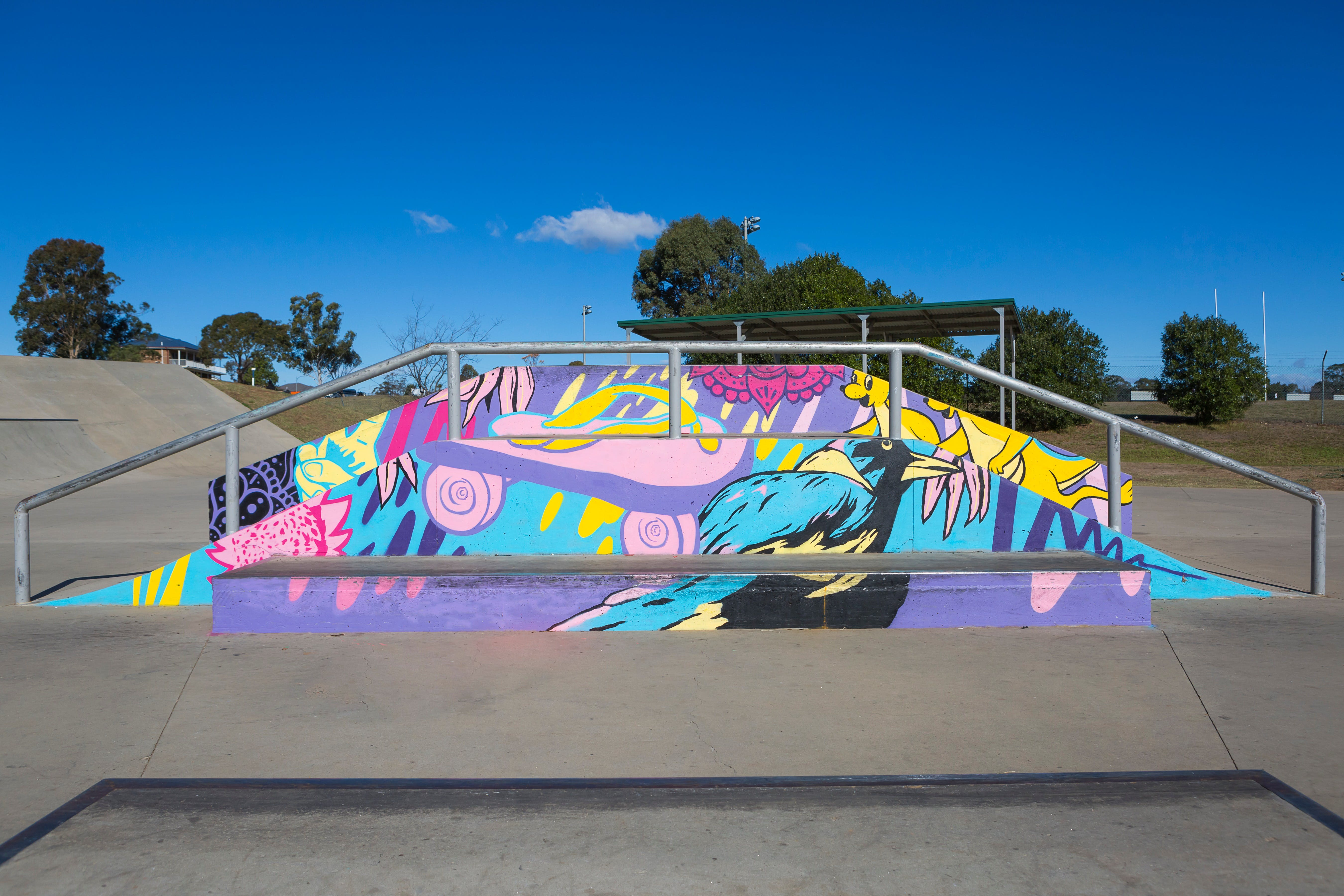 Kirkham Skate Park - Perisher Accommodation