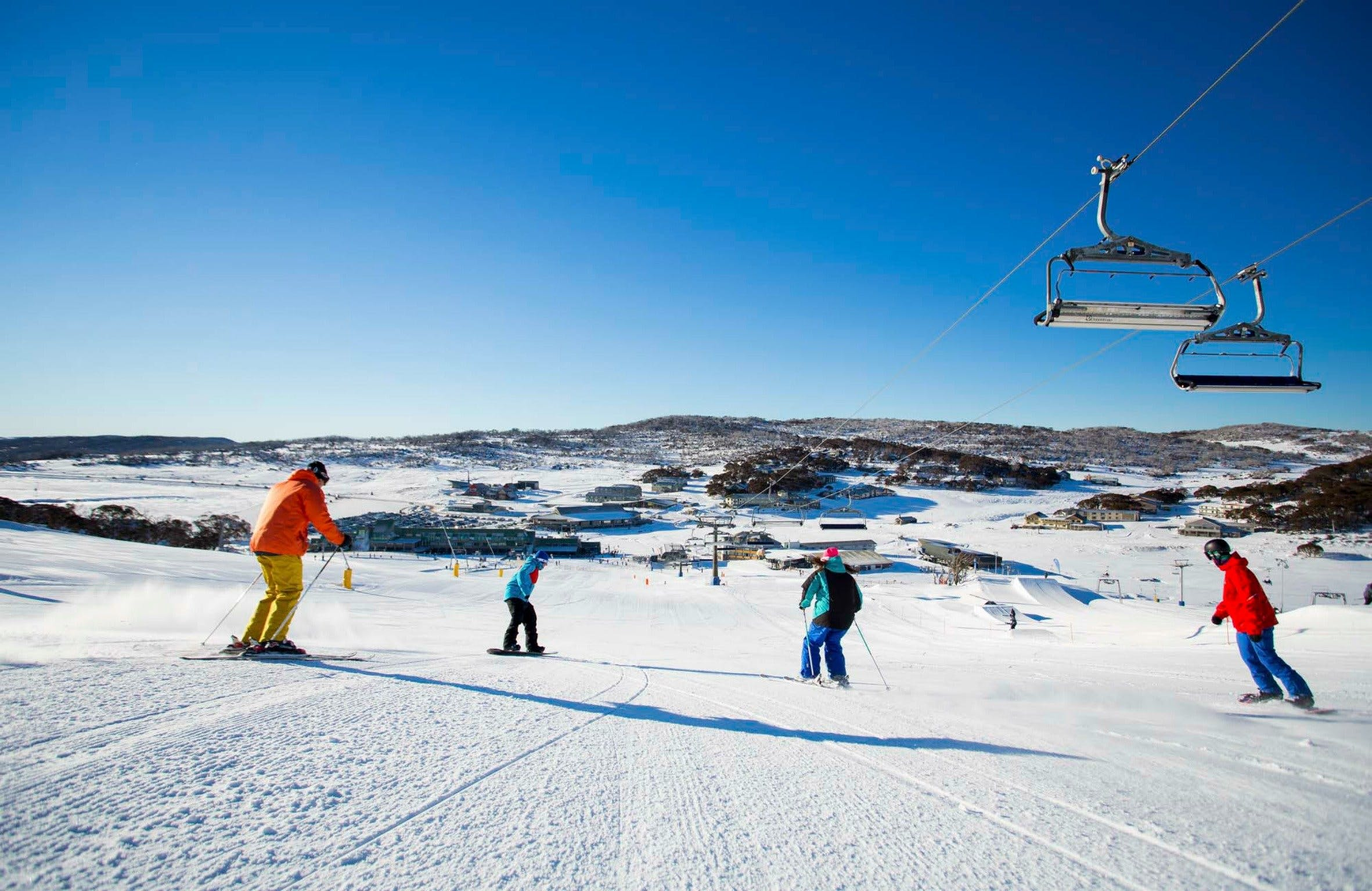 Perisher Valley - Perisher Accommodation