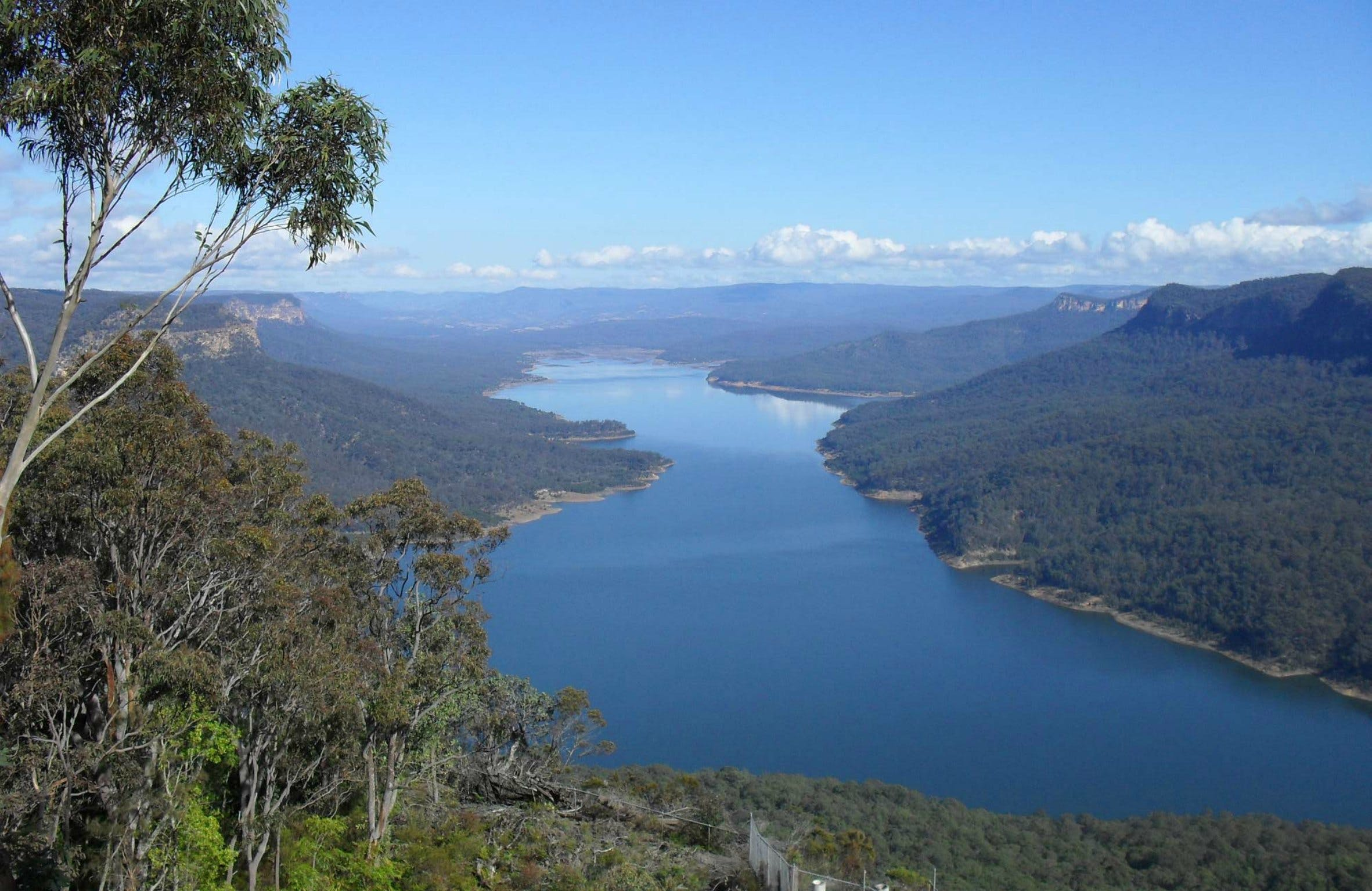 Burragorang State Conservation Area - Perisher Accommodation