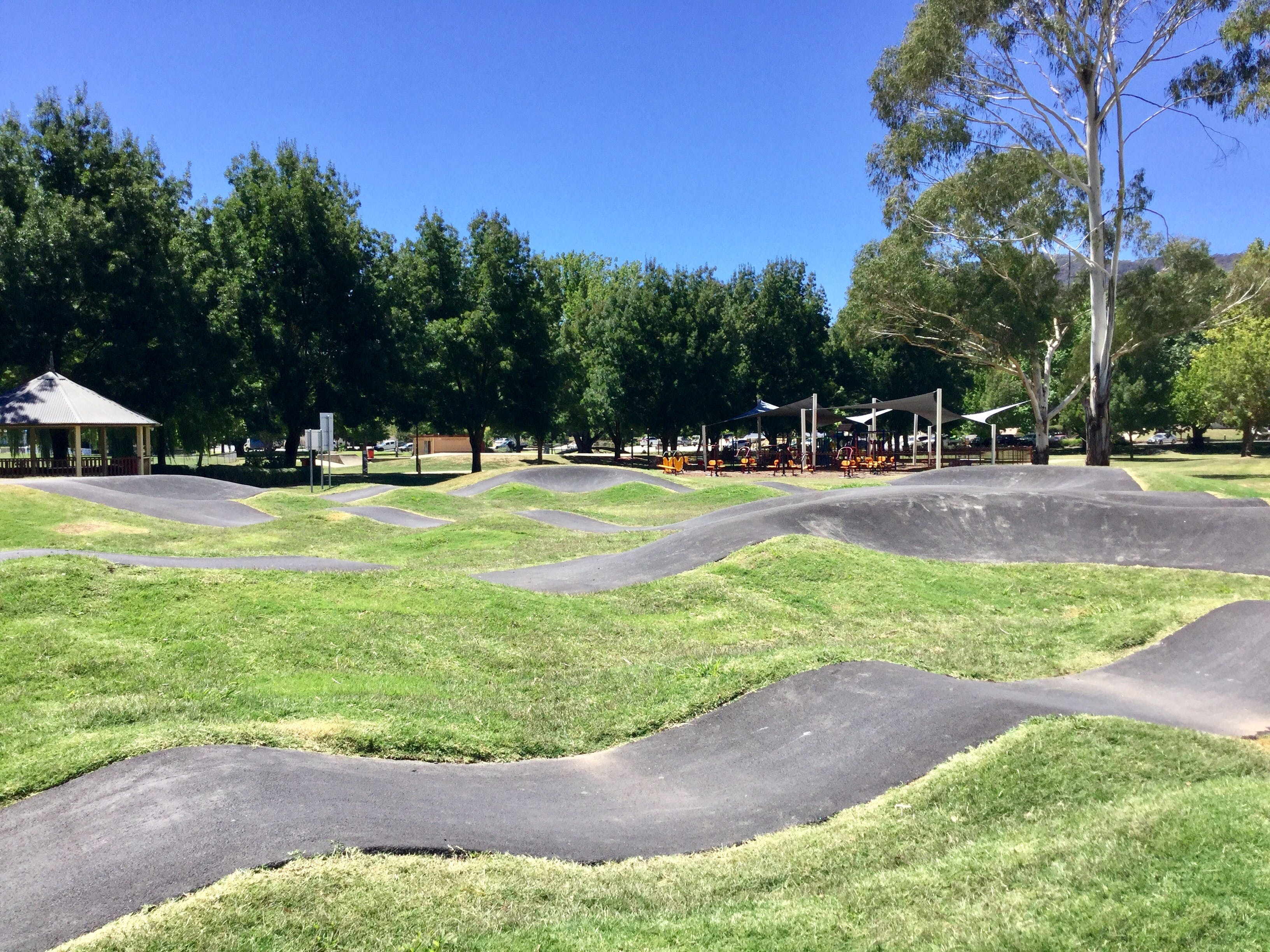 Tumbarumba Pump Track - Perisher Accommodation