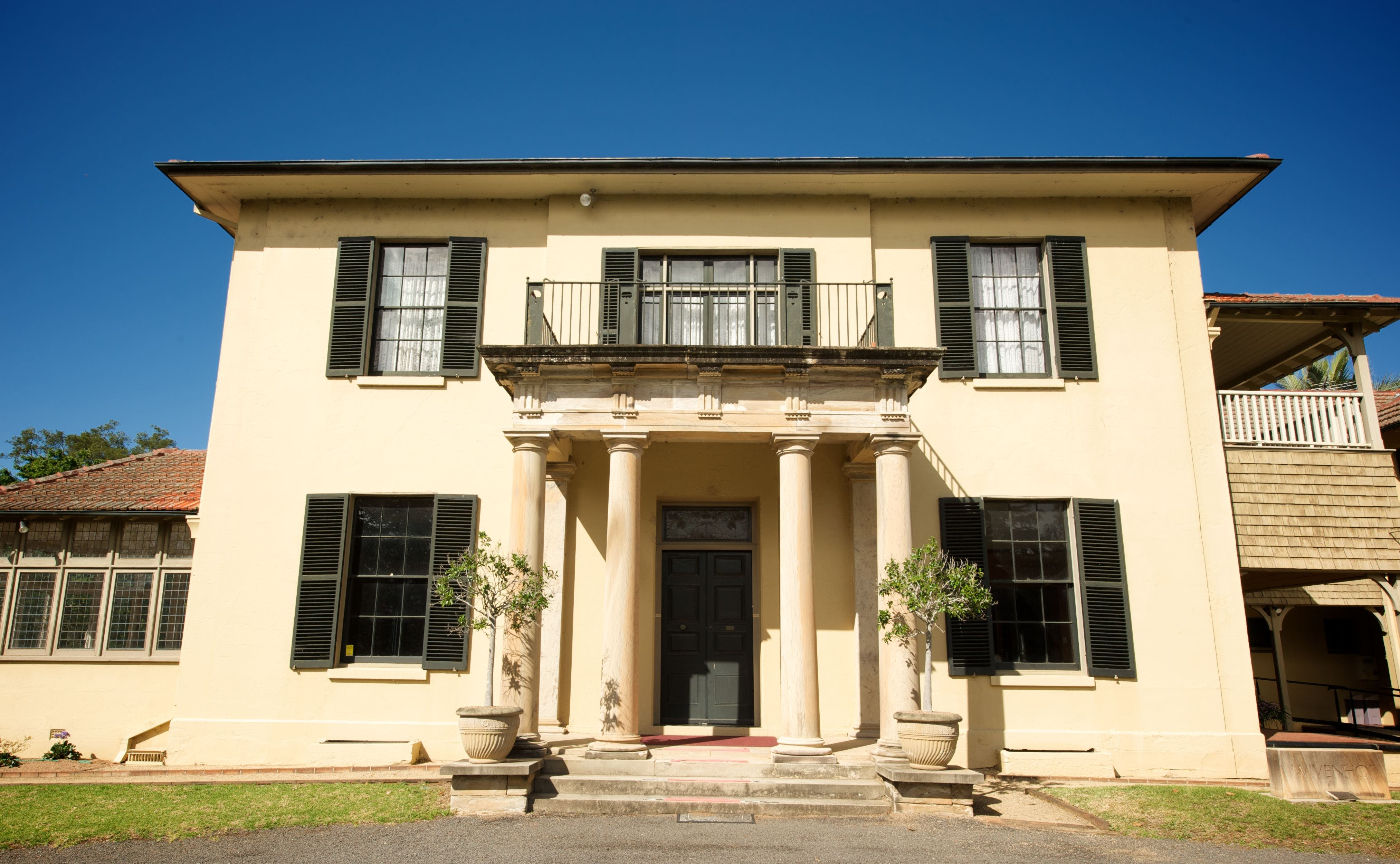 Wivenhoe House - Perisher Accommodation