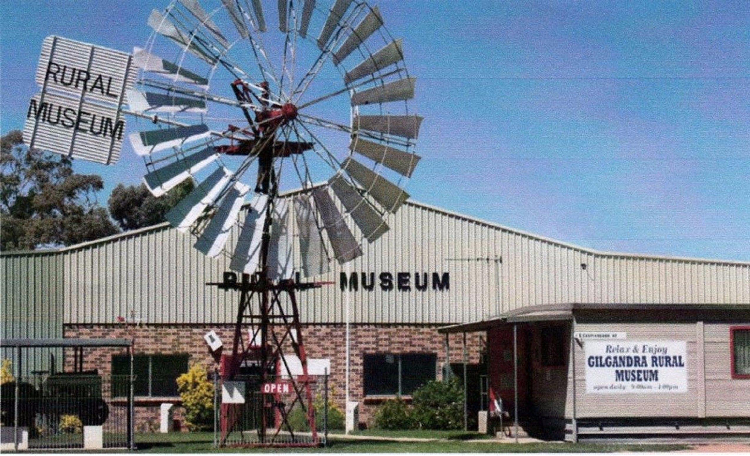 Gilgandra Rural Museum - Perisher Accommodation