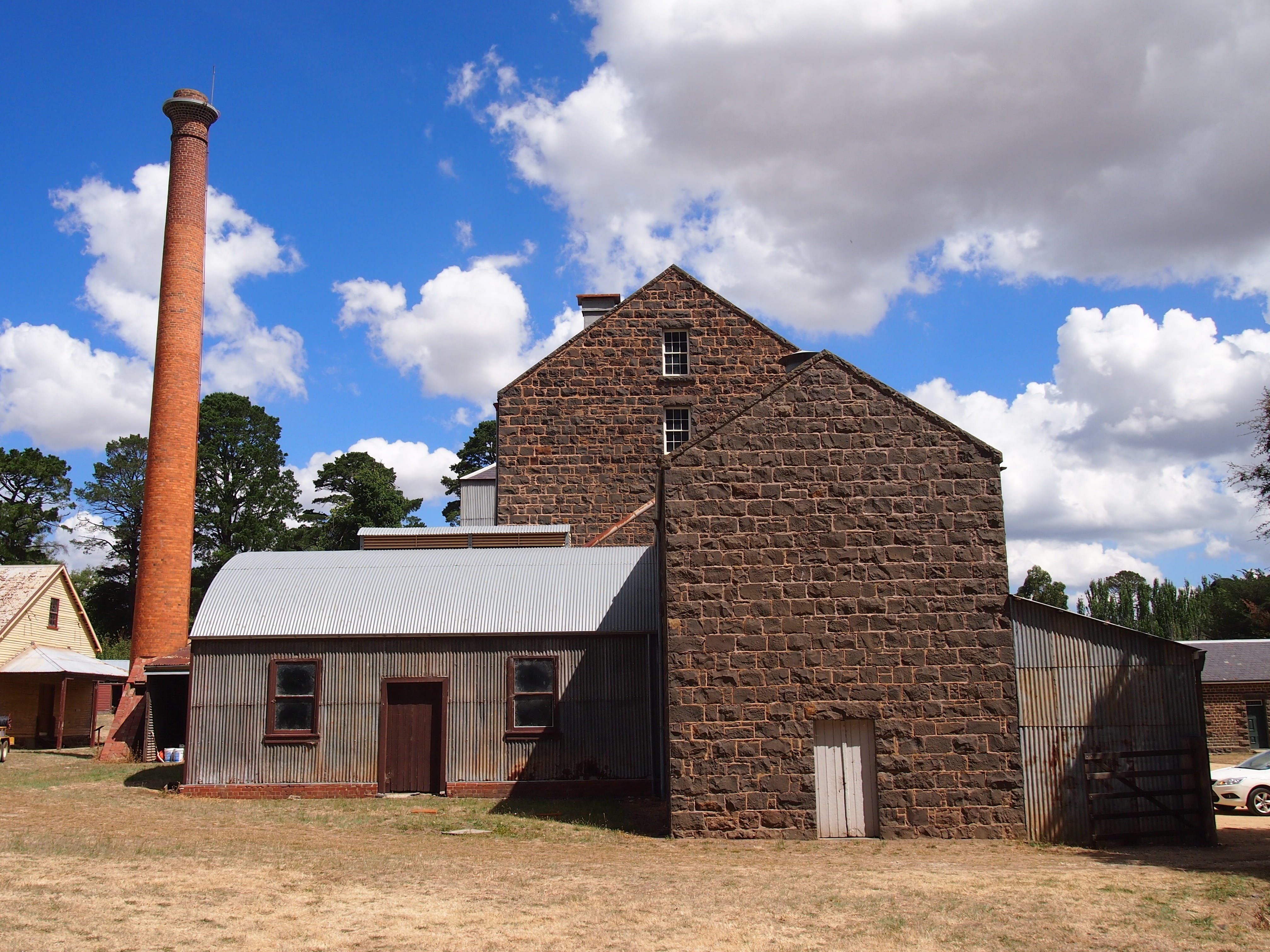 Andersons Mill Smeaton Historic Area - Perisher Accommodation