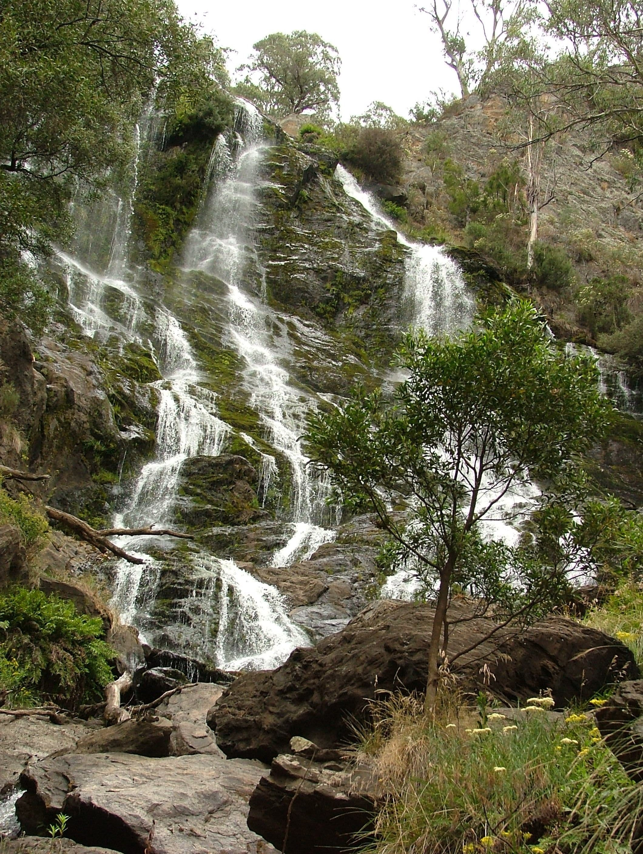 Buddong Falls Walking Track - Perisher Accommodation