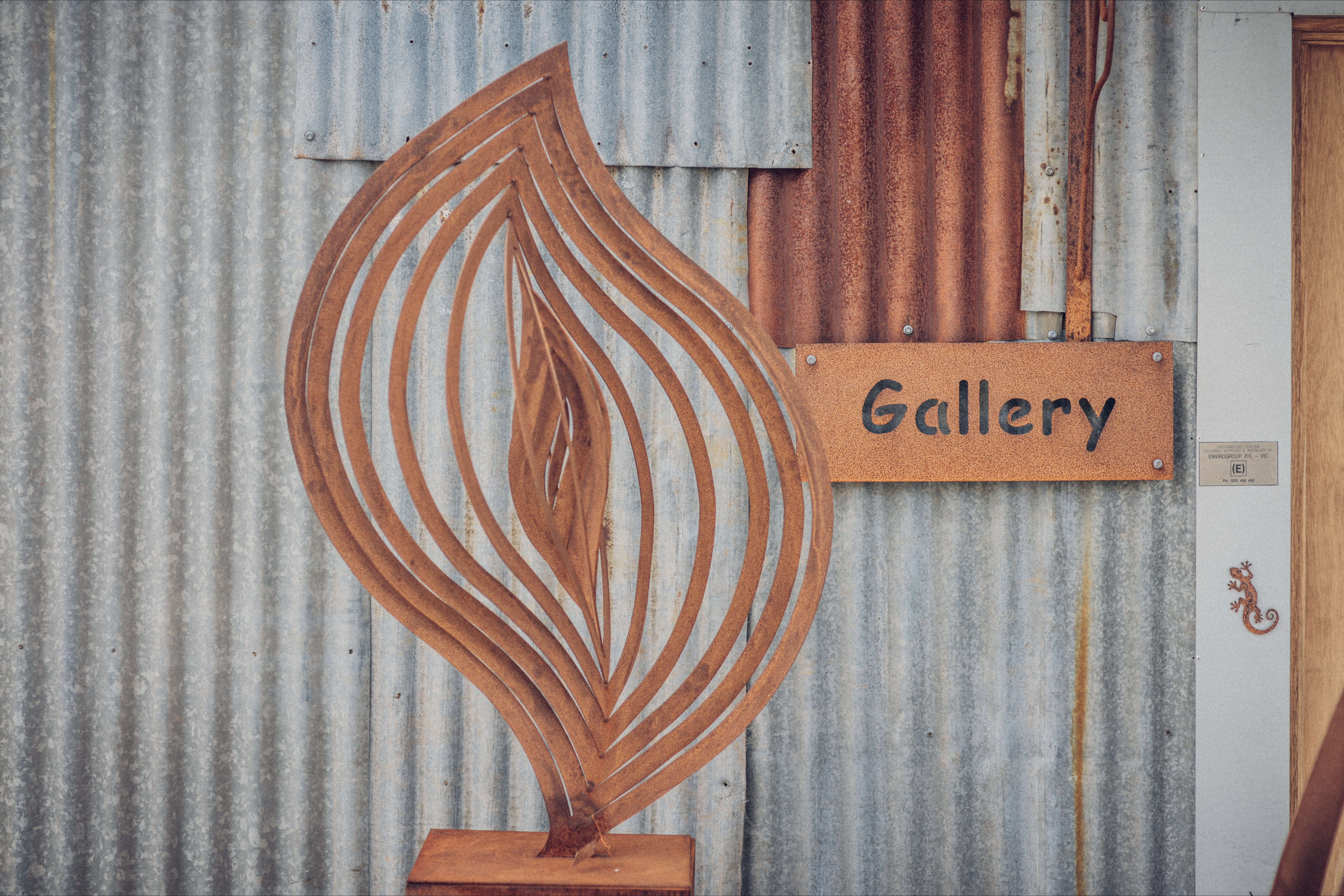 Overwrought Sculpture Garden and Gallery - Perisher Accommodation