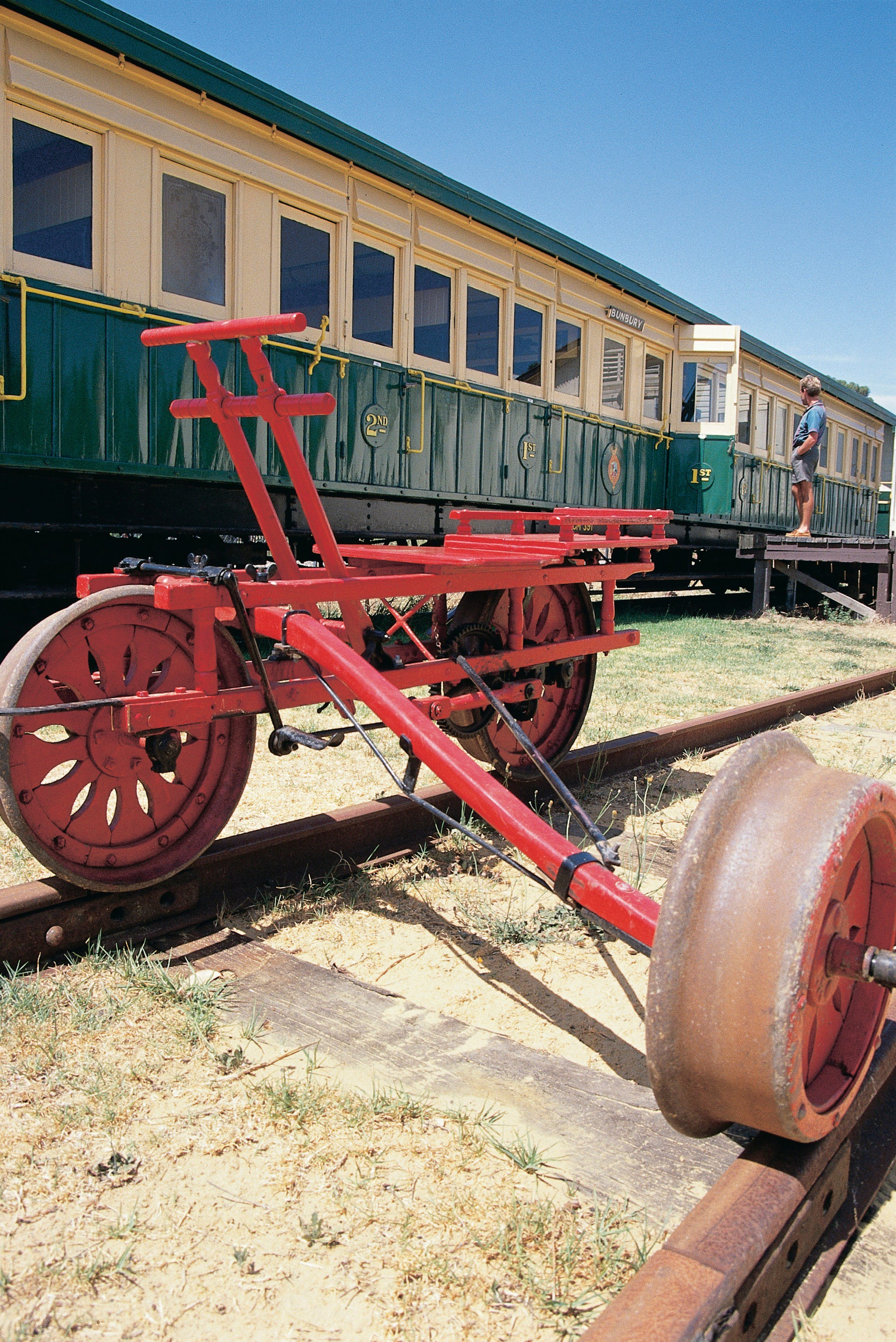 South West Rail and Heritage Centre - Perisher Accommodation