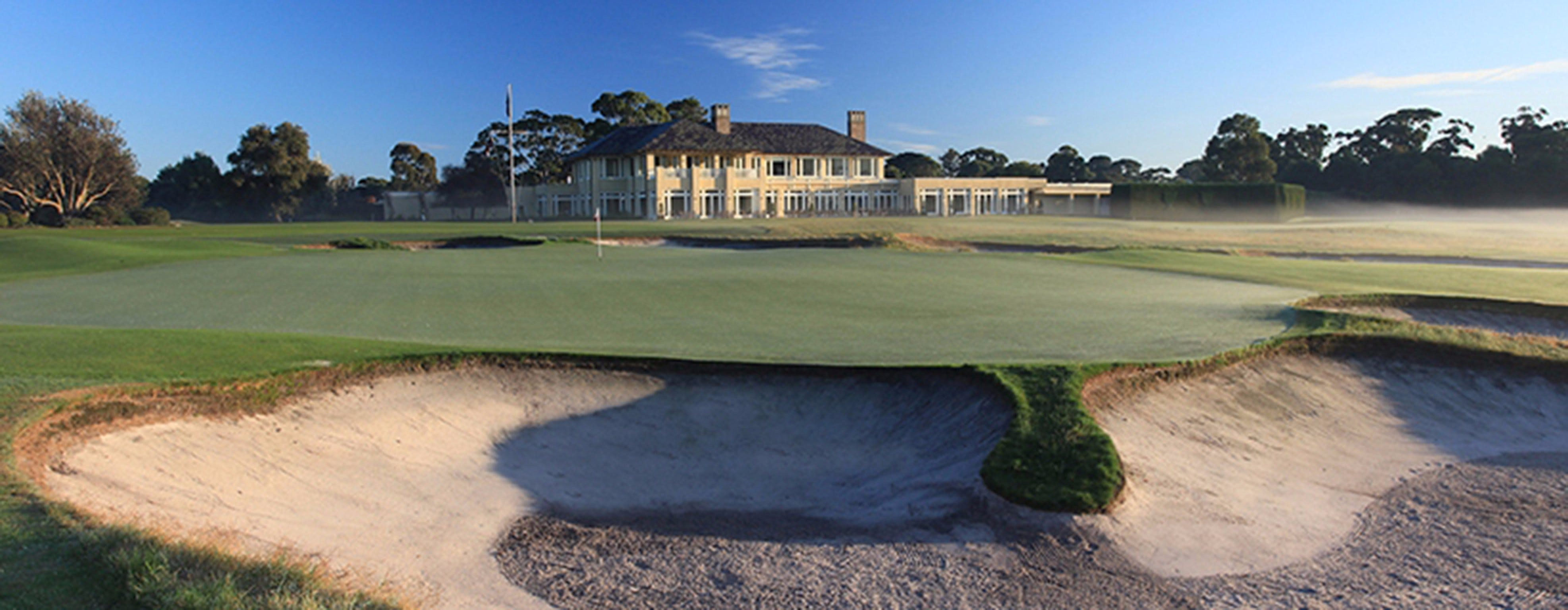 The Royal Melbourne Golf Club - Perisher Accommodation