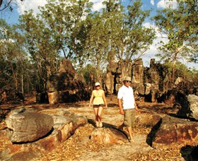 The Lost City - Litchfield National Park - Perisher Accommodation