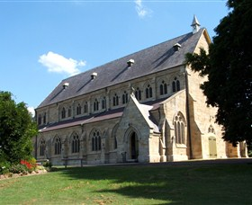 St Peters Anglican Church - Perisher Accommodation