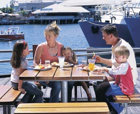 Fremantle Fishing Boat Harbour - Perisher Accommodation