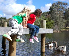 Vasse River and Rotary Park - Perisher Accommodation