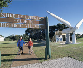 Esperance Municipal Museum - Perisher Accommodation