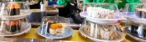 Sushi Train Indooroopilly Junction - Perisher Accommodation